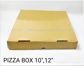 Pizza Box (10''/12'')