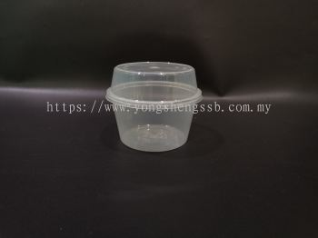 MS16 (500PCS/CTN)  WITH LID (DOME)