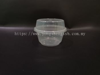 MS12B (500PCS/CTN) WITH LID (DOME)