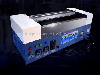 PE Foam Hotmelt Roller Automatic Semi Auto Machine