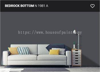 Nippon Paint Weatherbond - Bedrock Bottom (N1981A)