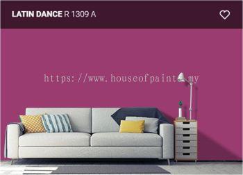 Nippon Paint Satin-Glo - Latin Dance (R1309A)