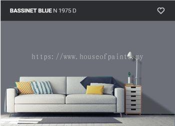 Nippon Paint Weatherbond - Bassinet Blue (N1975D)