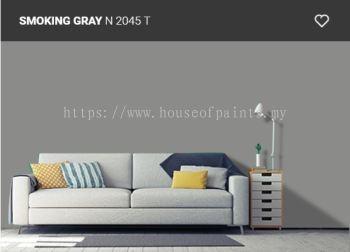 Nippon Paint Weatherbond - Smoking Grey (N2045T)