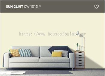 Nippon Paint Weatherbond - Sun Glint (OW1013P)