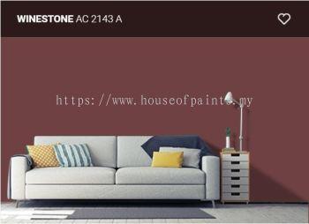 Nippon Paint Q-Glo - Wine Stone (AC2134A )