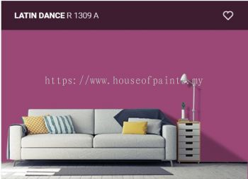 Nippon Paint Q-Glo - Latin Dance ( R1309A )