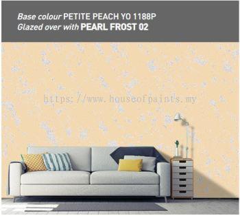 Nippon Momento Pearl Frost 02 - Petite Peach (NP YO1188P) - 2 Litre
