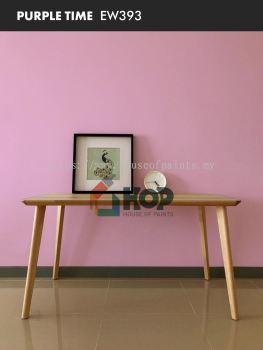 Smart-Paints Smartex Eco Wall SPECW - Purple Time (EW 393) - 18 Litre