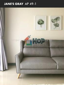 Smart-Paints Smart Eco Silk SPTBECS - Jane's Gray (AP 49-1)