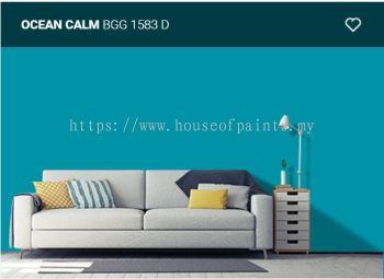 Nippon Paint Q-Shield - Ocean Calm (BGG1583D)