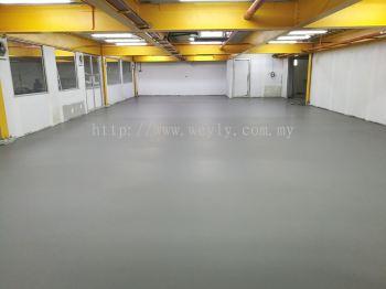 Heavy Duty Industrial Floor Coatings