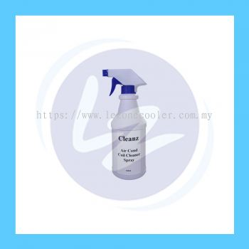 Cleanz Aircond Coil Cleaner Spray 450ml