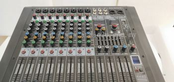 Ezitech PM 835FX Power Mixer