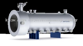 APROVIS High-Temperature Heat Exchangers