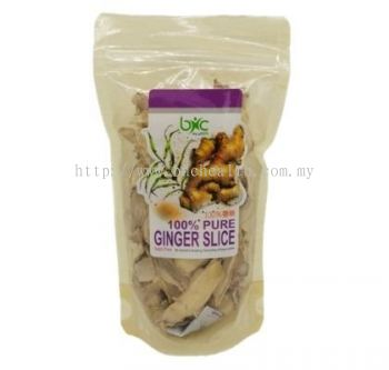 Pure Ginger Slice (50gm)