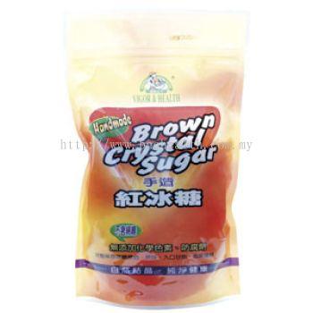 Brown Crystal Sugar (Handmade) 600gm