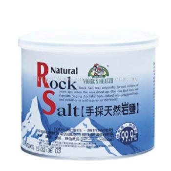 Natural Rock Salt 600g