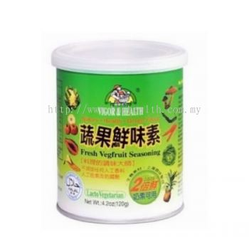 VH Fresh Vege Fruit Seasoning 120g/can 2�����߹���ζ��