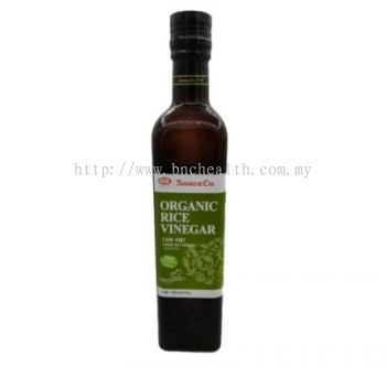 organic rice vinegar 有机米醋 500ml