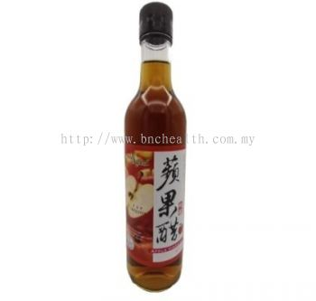 Naizi apple vinegar 奈子苹果醋 375ml
