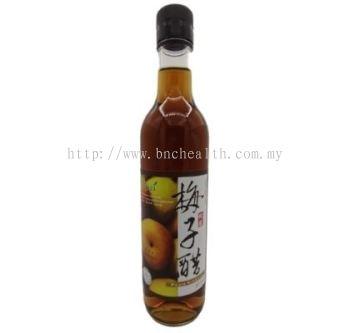 Naizi Plum Vinegar 奈子梅子醋 375ml