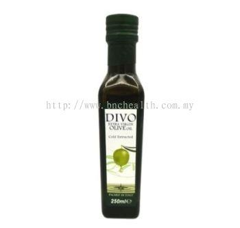 Divo Extra Virgin Olive Oil 特级初榨橄榄油 250ml