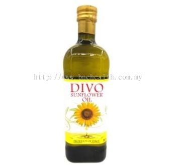 Divo Sunflower Oil 葵花籽油 1ltr