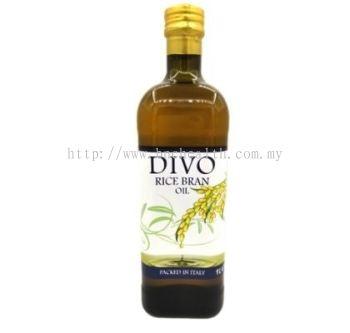 Divo Rice Bran Oil 米糠油 1ltr