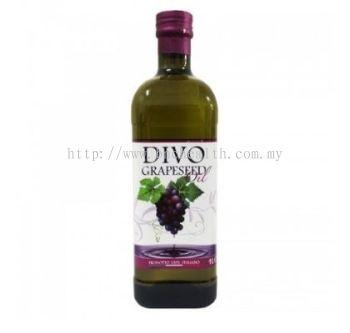 Divo Grapeseed Oil 葡萄籽油 1ltr