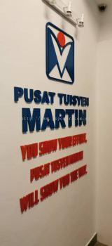 Acrylic 3D Signage