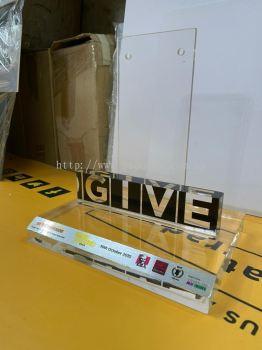Acrylic Glorifier - Product Display