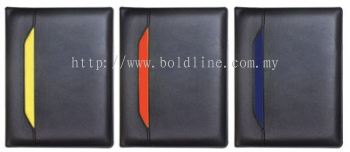Executive Note Book - PVC 3