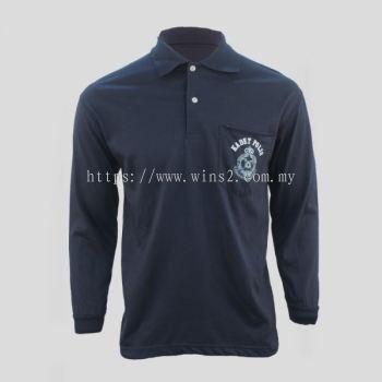 T-Shirt Kadet Polis