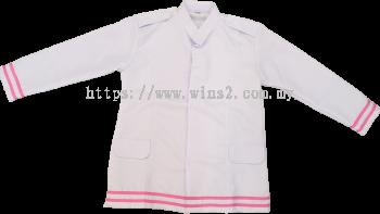 Uniform Lengkap Puteri Islam