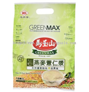 Greenmax Oat & Job Tear Cereal
