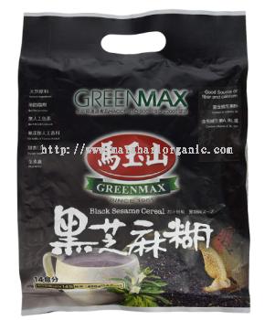 Greenmax Black Sesame Cereal