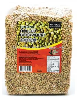 MH Food Organic Hulled Buckwheat