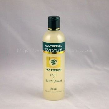 Melrose Tea Tree Oil Face and Body Wash
