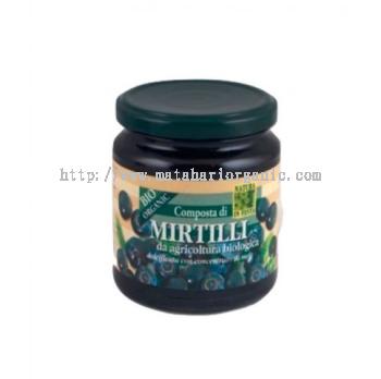 Fiorentini Organic Blueberries Jam