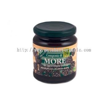 Fiorentini Organic Blackberry Jam