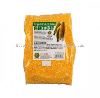 Meet Organic Organic Corn Meal