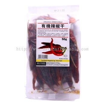 MH Food Organic Dried Chilli