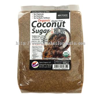 MH Food Organic Coconut Sugar