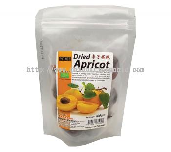 Yoji dried Apricot- Seedless