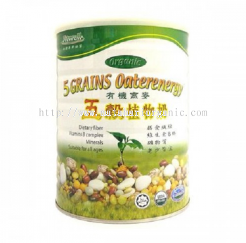 Fitwell organic 5 Grains Oaternergy