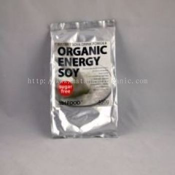 Organic Energy Soy Powder S/Free