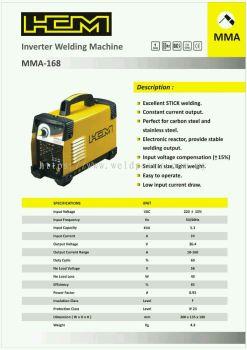MMA-168