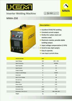 MMA-250