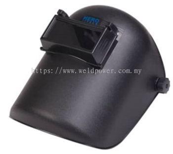 """Welding Head Shield 2"""" x 4"""" Hero Tech"""